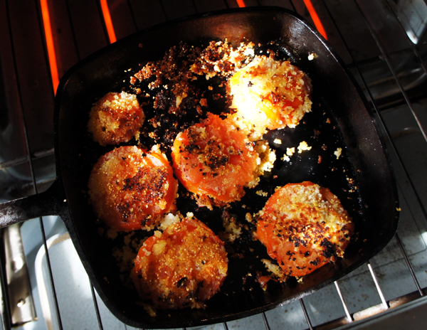 skillet in oven #CookClassico