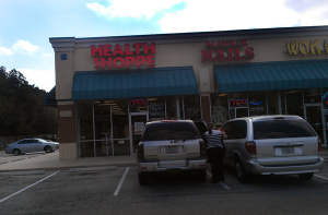 The Health Shoppe #StopSnacking