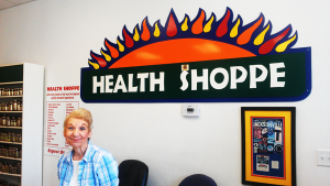 Mary, The Health Shoppe #StopSnacking
