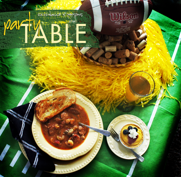 Post image for Puppy Bowl Party-Gumbo and More #rethinkwhatyoudrink