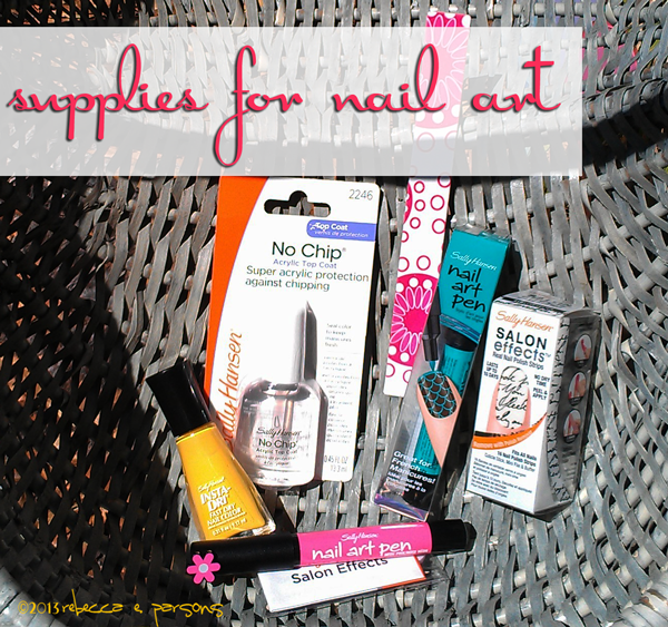 supplies for nail art #ILuvNailArt