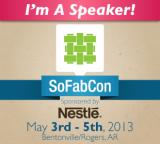 soFabCon Speaker