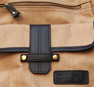 Blogger's Tools Fit Nicely in My New Rakuda Satchel