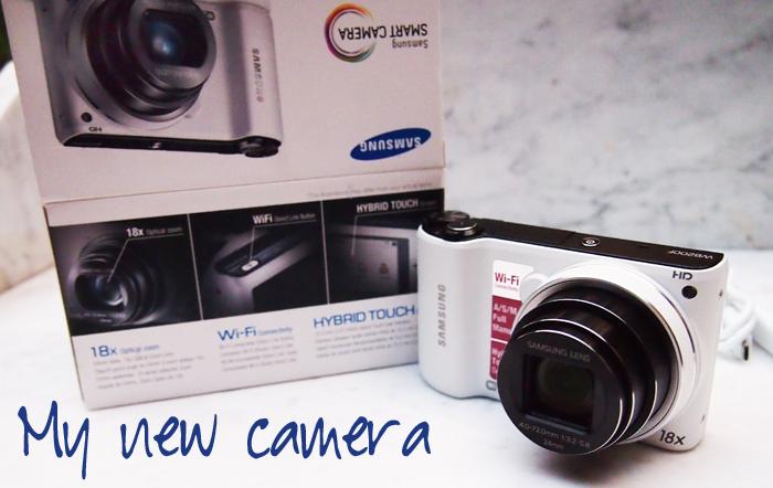 Samsung WB200 camera #SocialCamera