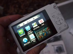 Playing with the Long Zoom Samsung WB200 Smart Camera #SocialCamera #Shop