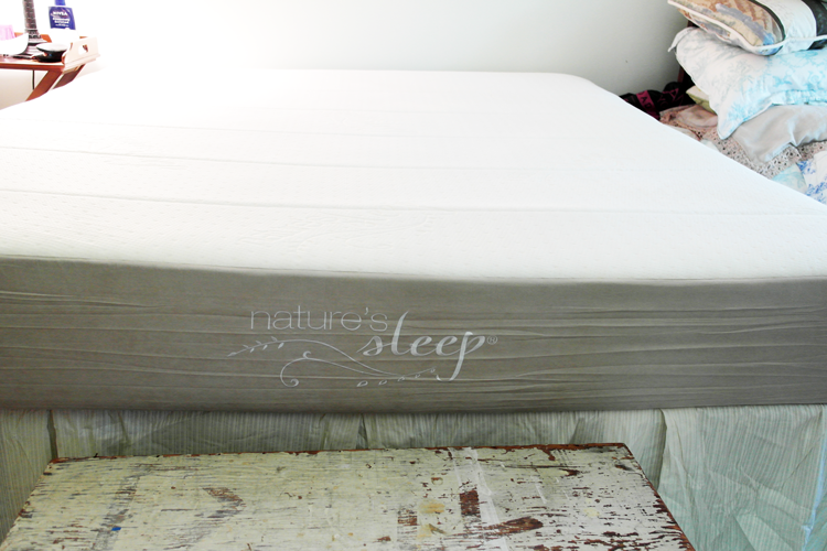 Transitioning to a Nature s Sleep Diamond Gel Memory Foam