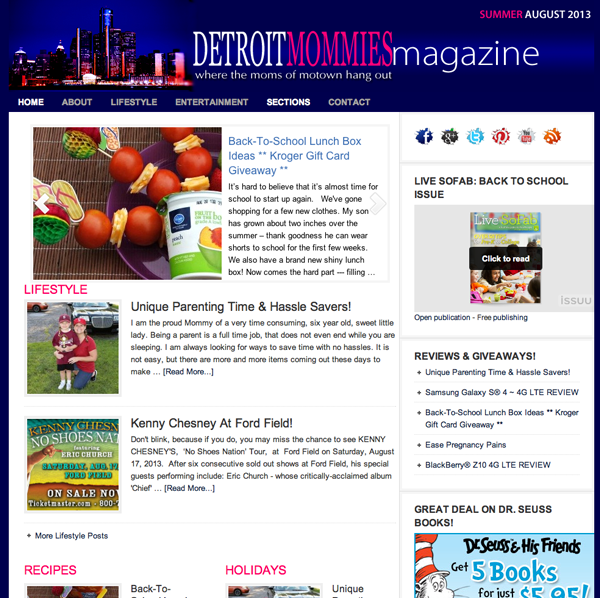 Detroit-mommies-website