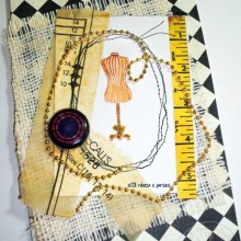 Art Card~Dressmaker, Dressmaker Make Me a Dream