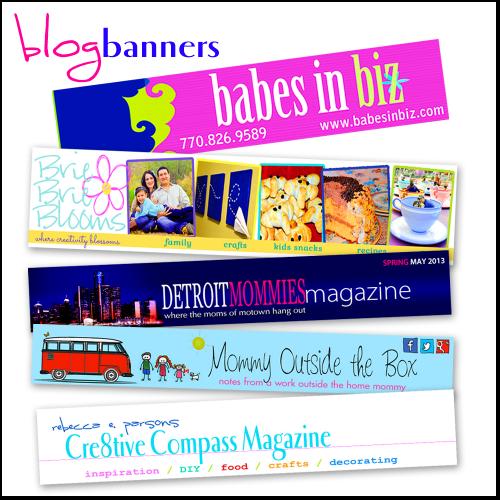 Blog Banner Designs