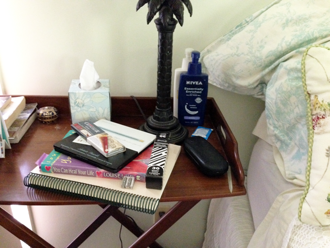 My nightstand