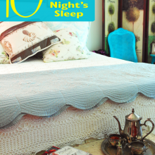 10 Tips If You Need a Good Night's Sleep #NSAmbassador