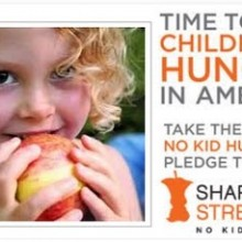Dine Out to Raise Funds for Share Our Strength No Kid Hungry Campaign