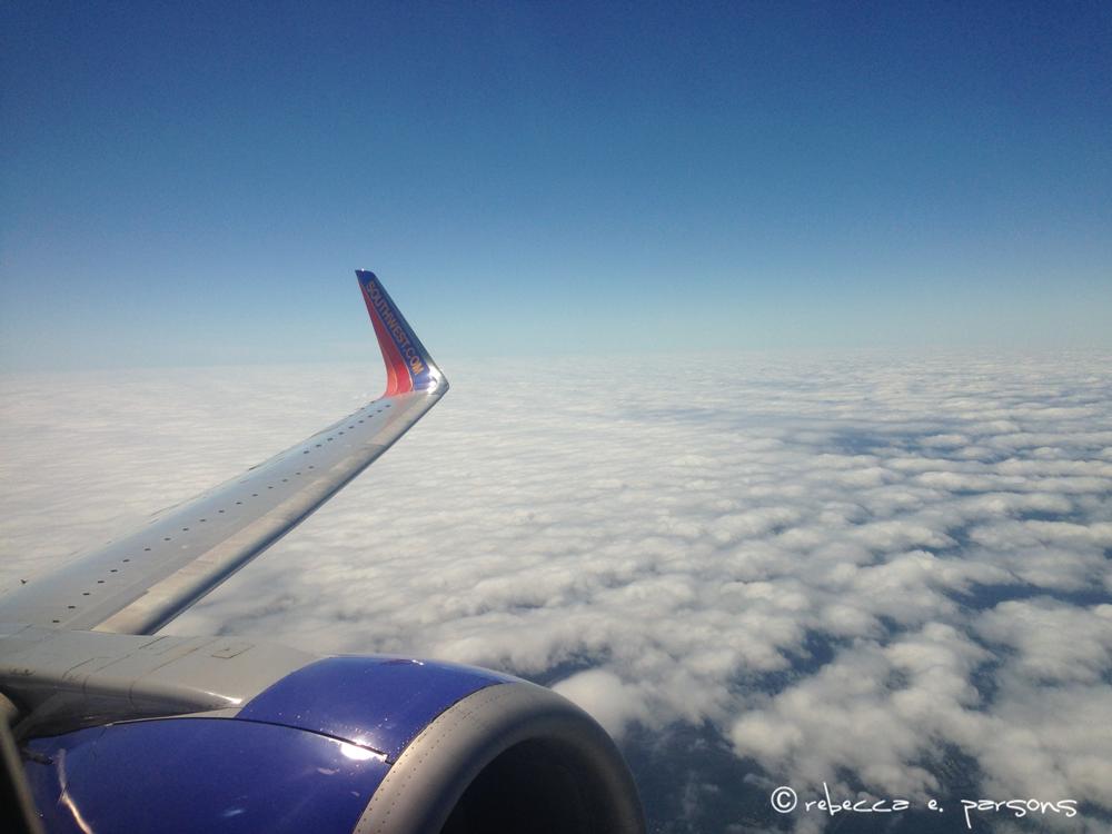 Southwest airlines scavenger hunt