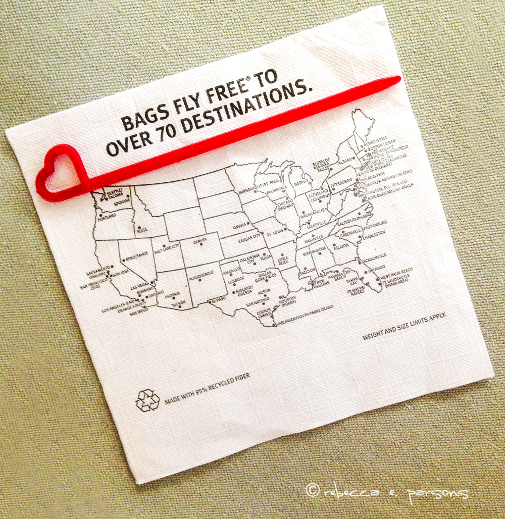 bags-fly-free-LUV-Southwest-Airlines-Scavenger-Hunt-at-Click-Retreat-in-Pictures-#LUVClickPics