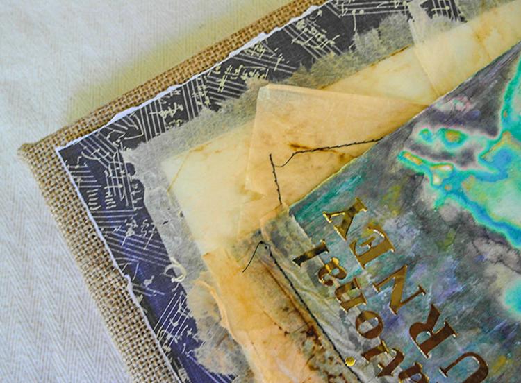 layers of the tea bag art #Americastea #shop