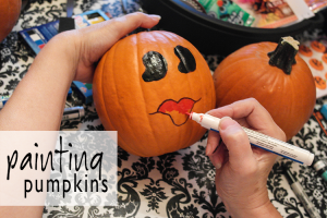 painting-pumpkins-1 #SpookyCelebration #shop