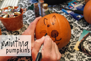 painting-pumpkins-2 #SpookyCelebration #shop