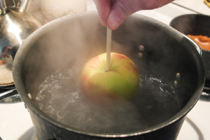 removing-wax-apple #SpookyCelebration #shop