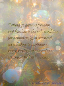 Wishing You Freedom This Christmas and New Year