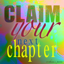 New Chapter~BELIEVE in the Signs and Synchronicities