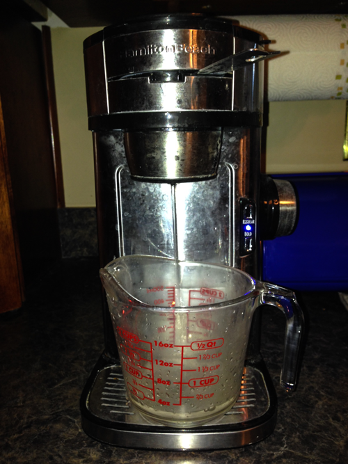 Cleaning Electric Coffee Maker With Vinegar : My Best Spring Cleaning Tips and Tools