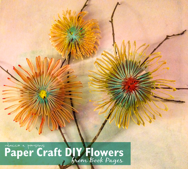 DIY-paper-art-flowers