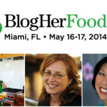 Heading to Miami for BlogHer Food 2014