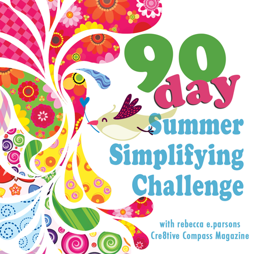 90-day-Summer-Simplifying-Challenge