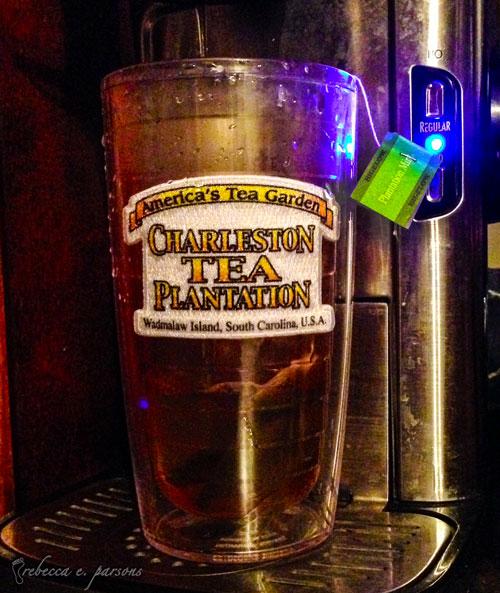 morning-tea-cup #AmericasTea, Bigelow Tea