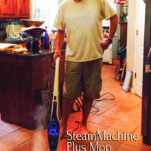 Healthy Chemical Free Cleaning with Steam