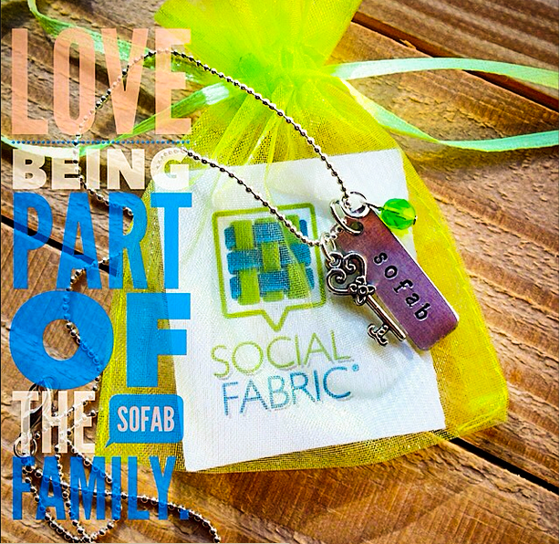 SoFab family necklace