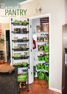 Kitchen Storage: My Organized Pantry Makeover – Lesson Learned