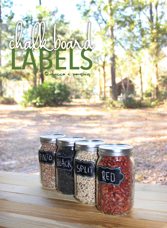 organized-pantry-chalkboard-labels-beans
