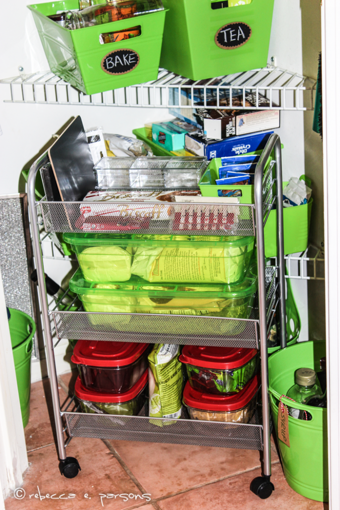 organized-pantry-rolling-cart