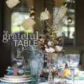 Thanksgiving Table Setting The Grateful tree