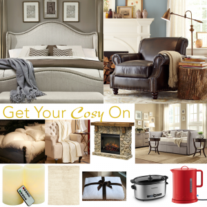 Get Your Cosy On – Warm Decor Picks