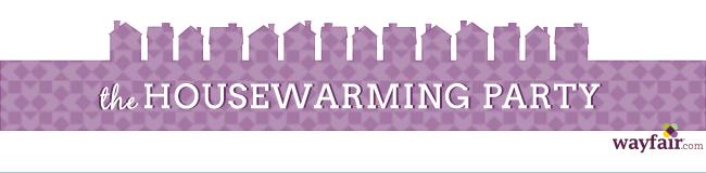 Wayfair Housewarming Logo Valentine Mantle Decorating