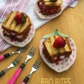 bbq bites grilled strawberry cake