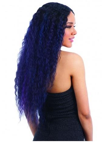 Wigs for Halloween purple #Divatress