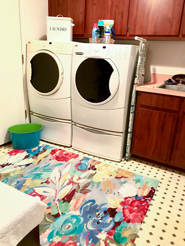 Beautiful Utility Laundry Mid Room Makeover