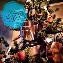 Christmas Traditions Kitchen Tree