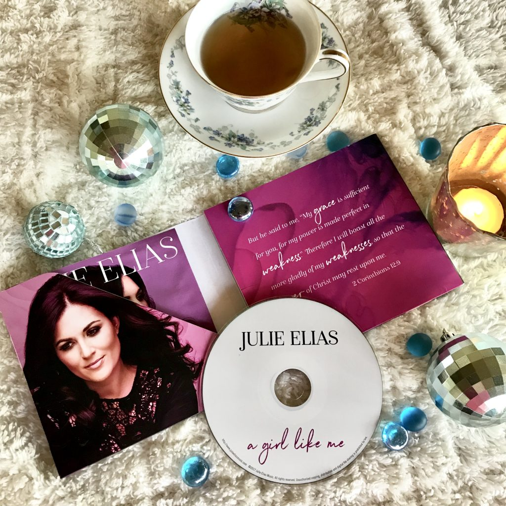 Julie Elias album CD
