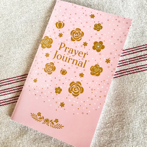 Sharing prayer with grandchildren journal cover