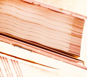 Sharing prayer with grandchildren pink bible
