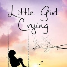 Little Girl Crying Cover
