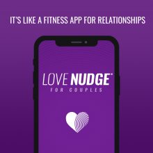 Love Nudge App Relationship Fitness for Couples