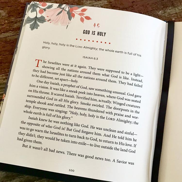 Inside Page Faith Forward Family Devotionalal
