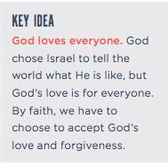 Key Idea for Scripture