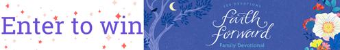 Win Faith Forward Family Devotional Book
